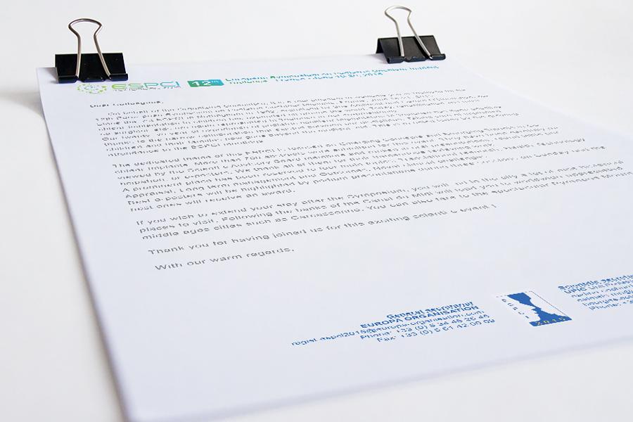 papier entete espci 2015