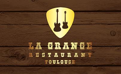 la grange restaurant logo