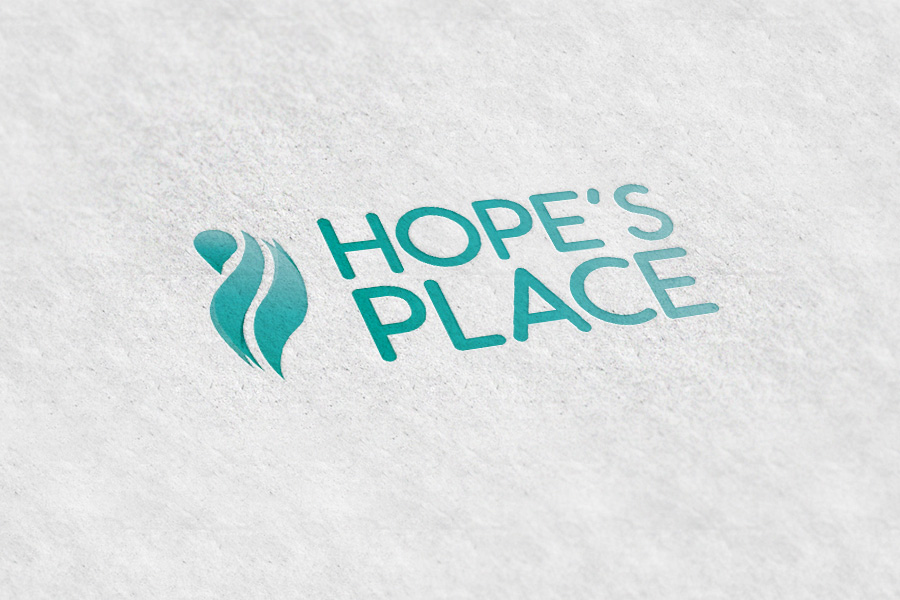 logo hope's place à bristol