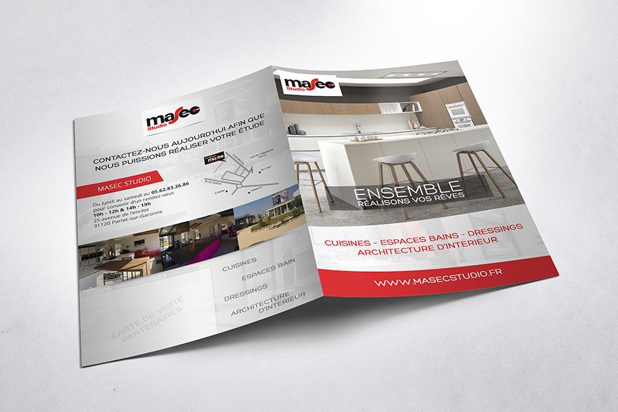 brochure masec studio